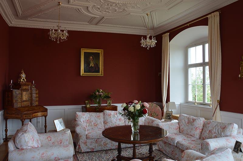Salon Praßberg zum Heiraten im Schloss Weiterdingen